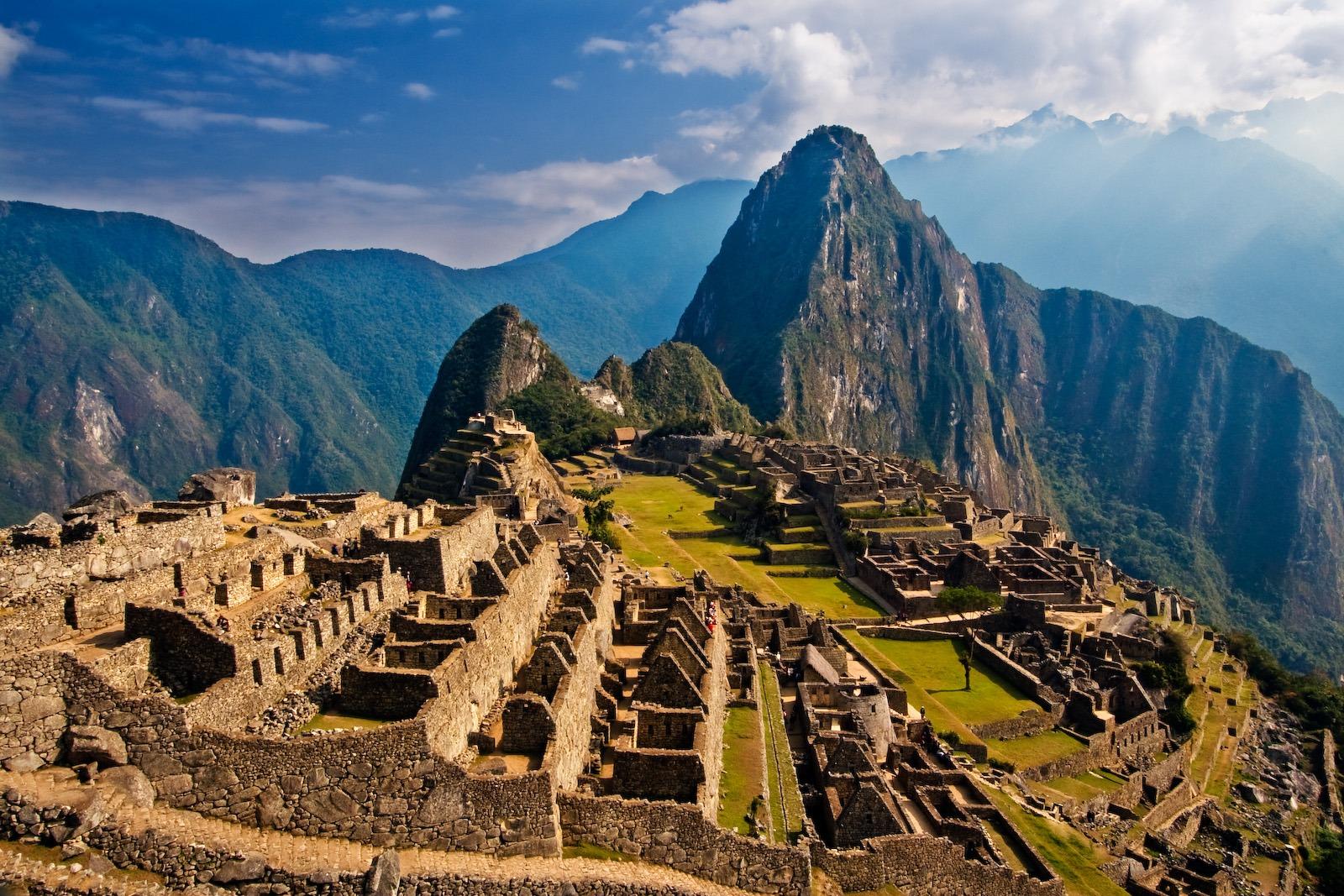 Inca Blitz Tour
