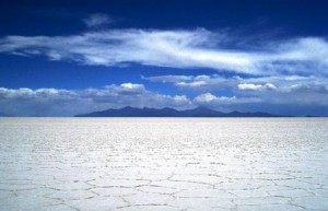 Uyuni Salt lake