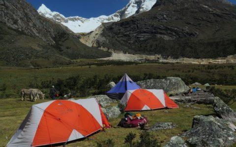 Huaraz trek
