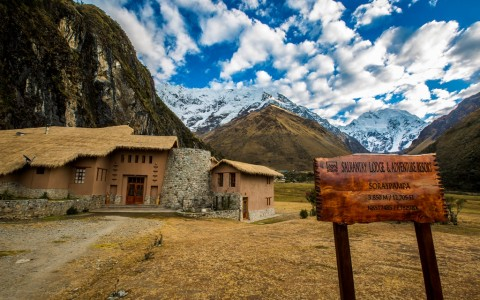 Lodge Salcantay Trek