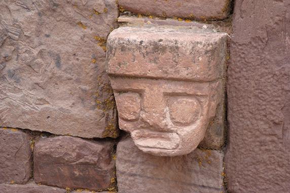 Bolivia Blitz tour tiwanaku