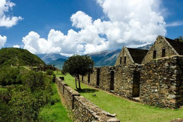 Journey to Choquequirao
