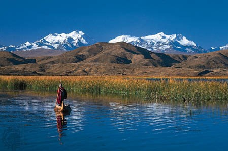 Add-on: Lake Titicaca