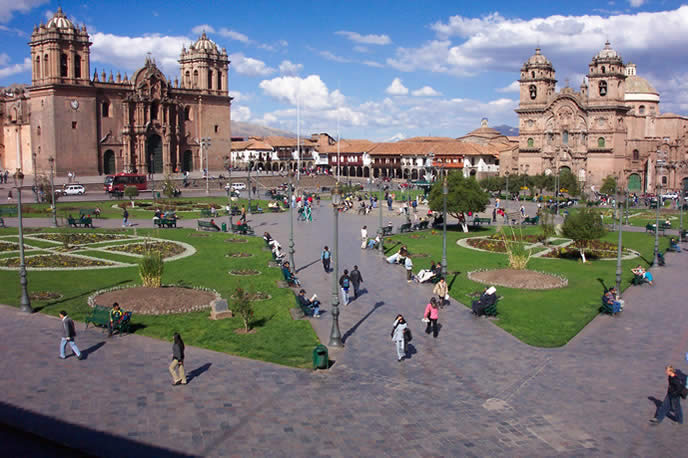 Your classic trip also includes Cuzco, with an extensive city tour.